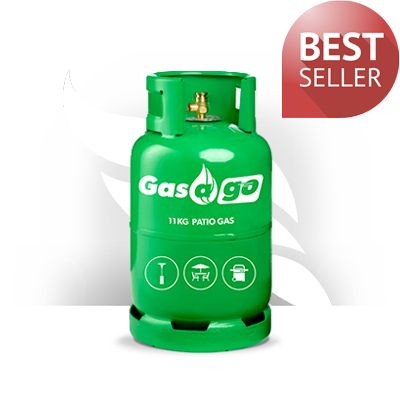 11kg Patio / BBQ Gas Cylinder
