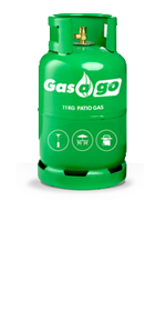 Patio gas Cylinders